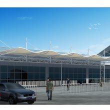 咸阳膜结构大棚-看台膜结构雨棚-膜结构停车场建设