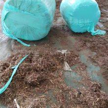 打捆包装膜 圆草捆捆草膜 牧草膜供应