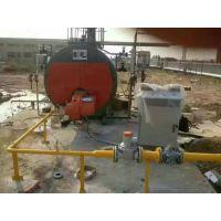 供应 2吨秦皇岛天然气蒸汽锅炉 wns系列燃气热水锅炉