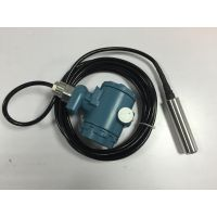 全不锈钢结构液体液位测量DC12~30V供电投入式液位变送器
