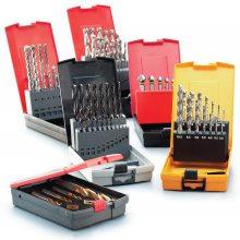 玫瑰铣刀收纳盒钻头盒整理存储盒数控刀具盒铰刀筒架塑料盒配件盒子 RB