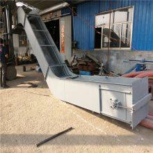 刮板粮食输送机 变频调速沙子刮板运输机