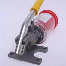 搅拌机螺旋输送机透明型手动黄油泵浓油泵注油泵机械配件