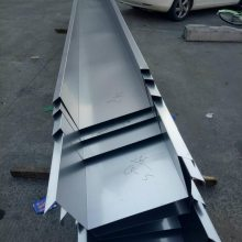 打孔折弯不锈钢水槽天沟 不锈钢加工件304不锈钢天沟