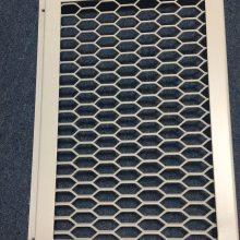 空调罩铝网板 冲孔网板天花