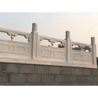 石雕栏杆常用的两种打磨方法