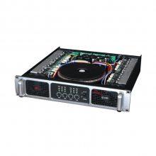 双通道多媒体会议专业功放/卡拉OK前级/多媒体远程视频会议系统QI-2080