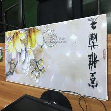 3D木塑板UV平板彩印机 5D浮雕木板数码UV喷印机