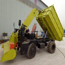 养殖场必备清粪车参数 五立方粪便清理车价格 不同规格扫粪车信息