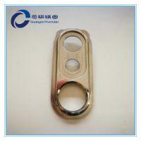粉沫冶金件平面研磨抛光加工 ,手机摄像头固定座平磨抛光加工
