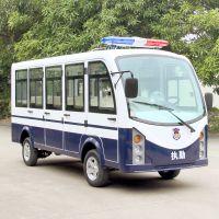 安步优品ABLQY115配易拆卸门11座电动封闭巡逻车带门的电动巡逻车价格