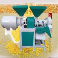 玉米脱皮打碴制糁机 苞米脱皮打碴机 玉米五分离脱皮制糁机