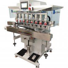 欧莱特八色移印机 多色印刷机