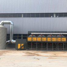KH型有机废气吸附催化一体化设备