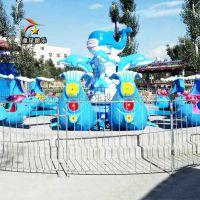 江西童星激战鲨鱼岛美丽壮观室外儿童游乐设备价格