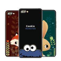 oppo r11plus手机壳 轻薄磨砂保护套oppo r11sp硅胶uv打印彩绘卡通防摔壳