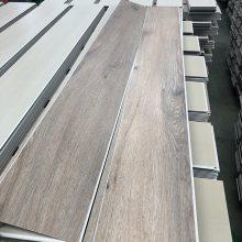 锁扣PVC塑胶spc石塑木地板防火地板 4.2mm厚福州