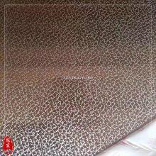 304一级正材 不锈钢腐蚀镀铜板 不锈钢板做旧发黑复古做旧