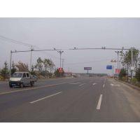 监控杆厂家选择 浩峰照明 长沙路灯厂专业批发八角监控杆
