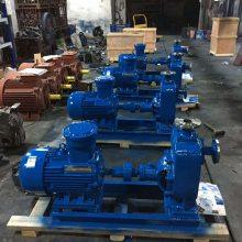 污水提升泵 ZW80-50-60P 流量:50m3/h,扬程:60m 湖南众度泵业