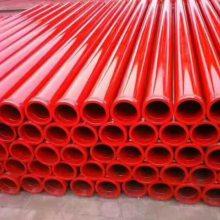 三一中联徐工双层高低压砼泵地泵管 超耐磨天泵管 泵车管 混凝土泵管