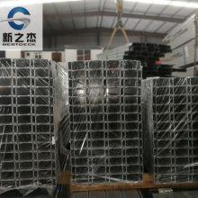 上海奉贤客户采购新之杰压型板厂C型钢爽快付定金