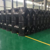 力和管道农业工程污水塑料检查井厂家批发