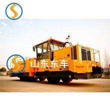 北京供应蓄电池公铁两用牵引车满足不同铁路运行环节调车机车编组
