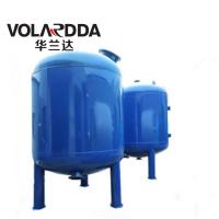 华兰达直销水处理活性炭过滤器 全自动反冲洗机械过滤罐 有效去除水中异味