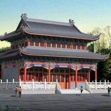寺庙设计|寺庙图纸设计|寺庙建筑施工图设计