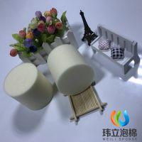 贵州聚氨酯管道清洁海绵柱厂家直销