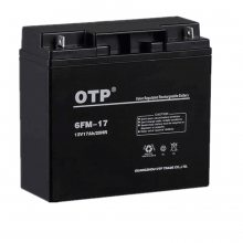 OTP蓄电池 6FM-38 欧托匹阀控密封式铅酸蓄电池 12V38AH/20HR