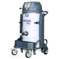 力奇CFMS3 L100 单相工业吸尘器 Nilfisk原装大功率吸尘器 集尘器