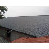 屋顶塑料瓦,隔热塑钢厂房中空瓦,隔热防腐性能好