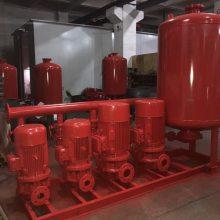 卧式泵房稳压设备ZW(W)-II-XZ-D SQL1200*1.5气压罐 消防泵 喷淋泵