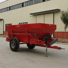 大型牛羊粪农家肥撒粪机拖拉机电动撒肥机天盛机械