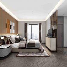 国宾壹号院190户型设计方案,九龙坡壹号院大平层装修案例效果图