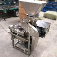 福建瓜果螺旋榨汁机 商用番茄土豆胡萝卜打浆机 邦腾机械