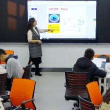 深圳CTVHD7520电子白板电视电脑一体机触控一体机报价