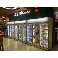 平顶山市新款超市水果便利店冷风柜风幕柜 定制超市水果保鲜柜