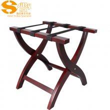 专业生产SITTY斯迪95.3356折叠式实木行李架