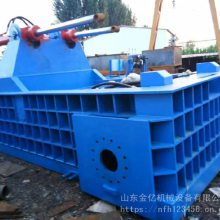 250吨金属薄板压块机 广州铝屑废铝打包机 二手废铁压块机价格