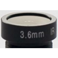 深圳厂家直销全金属全玻璃定焦镜头焦距3.6mm