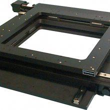 ATS3600机械轴承,带孔的螺杆驱动线性平台