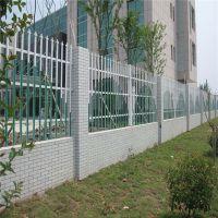 办公楼围墙护栏 城市街道栏杆 绿化带铁艺栏杆