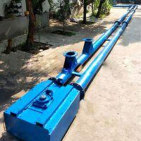 滑石粉管链输送机 邯郸市沙子管链输送机 石灰粉管链输送机