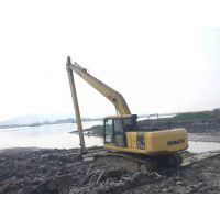三一215挖掘机加长臂,湖南挖机加长臂设计,钩机长臂使用过程