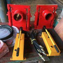 混凝土泵管截止阀 电动液压截止阀 手动液压截止阀 125高压截止阀