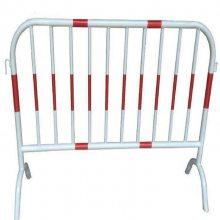定制陕西道路铁马护栏 不锈钢铁马护栏 隔离防护栏