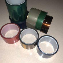 苏州茶色PET高温胶带 厂家直销 工业耐高温绝缘胶带 模切加工